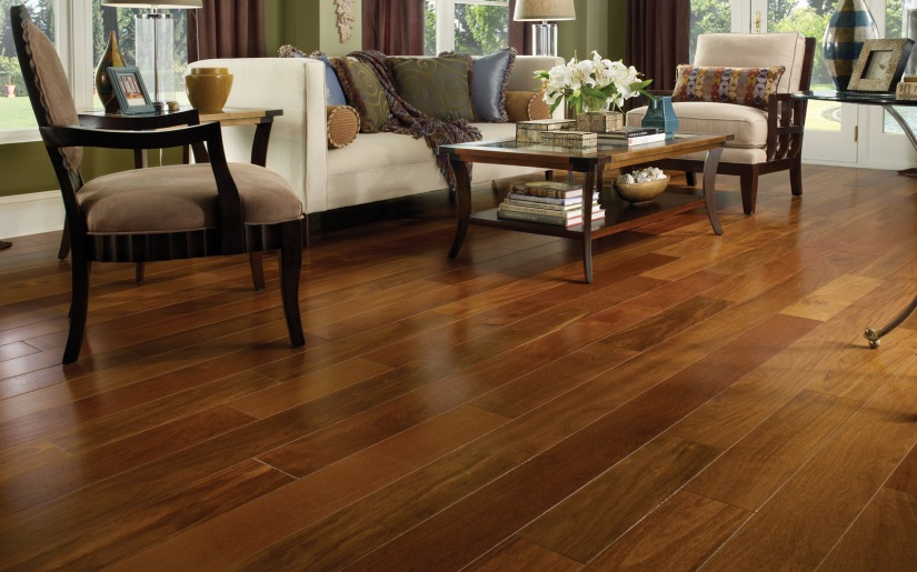 Wooden floorings, easy tomaintain!