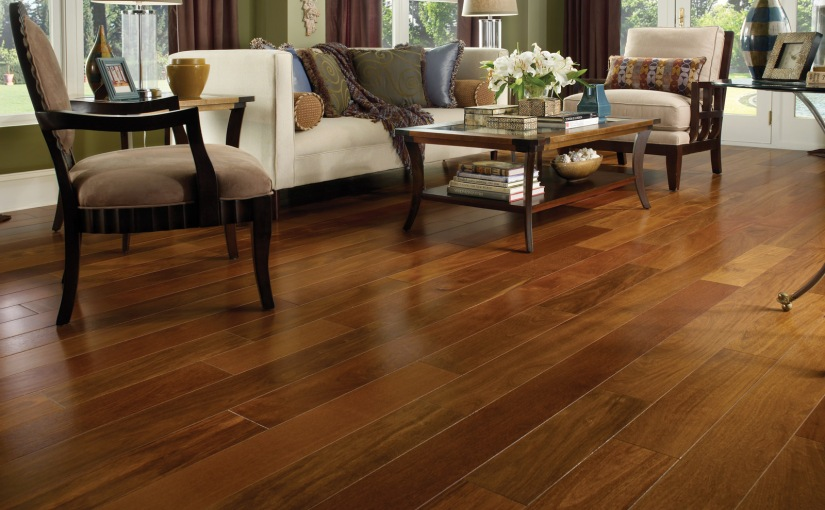 Wooden floorings, easy to maintain!